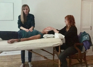 Reiki practitioners